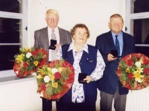 Ehrennadel 2001