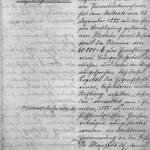 Dies ist die Gründungsurkunde der Bürgerstiftung zu Limbach Oberfrohna. Stiftungsurkunde vom 16.Oktober 1906 © 2008 www.limbach-oberfrohna.de