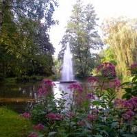 Stadtpark Fontäne ©www.limbach-oberfrohna.de