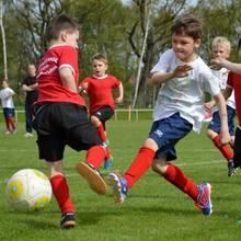 Fußball-Kindergarten-Cup der Großen Kreisstadt