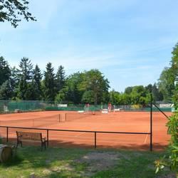 Tennisplatz Limbach-oberfrohna