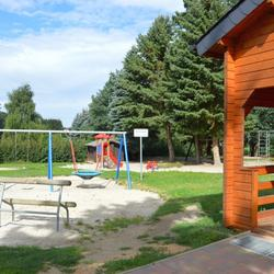 Spielplatz im Ortsteil Bräunsdorf in Limbach-Oberfrohna