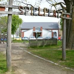 Spielplatz im Ortsteil Rußdorf in Limbach-Oberfrohna