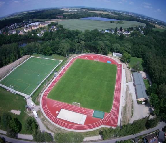 Waldstadion 2014