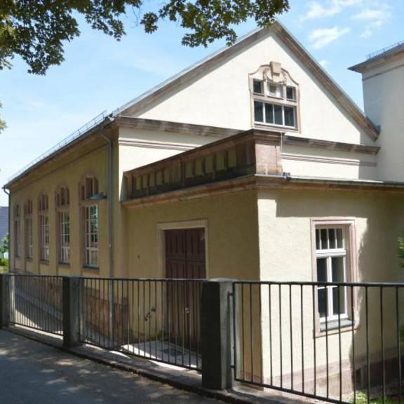 Turnhalle Gerhart-Hauptmann-Schule Oberfrohna