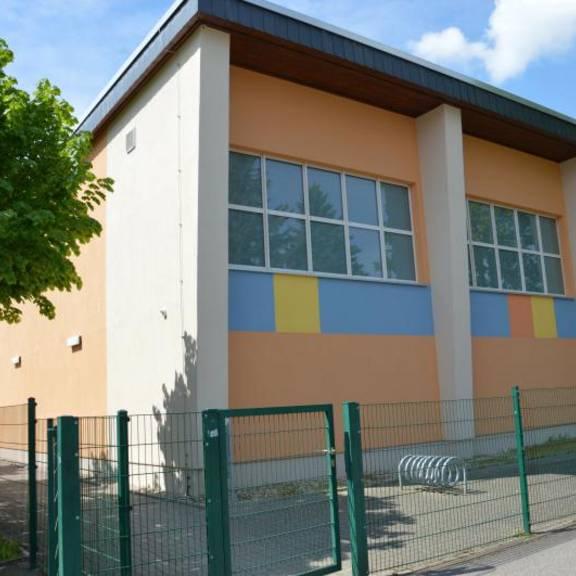 Turnhalle Pestalozzi Schule