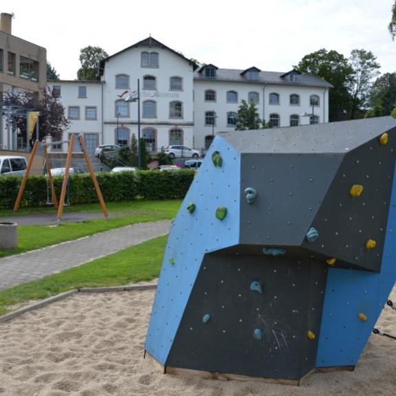 Spielplatz am Johannisplatz in Limbach-Oberfrohna