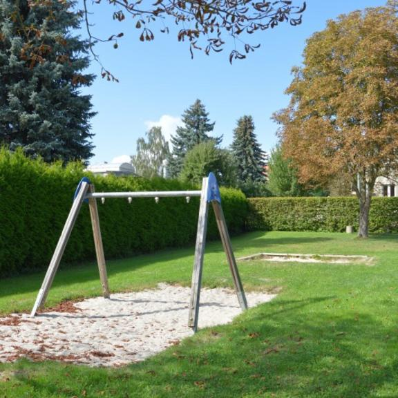Spielplatz Körnerstr./Ecke Georgstr. in Limbach-Oberfrohna